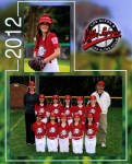 2012 Los Altos Little League - Red Storm