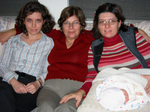 Hala'yi ziyaret / Visiting her aunt [Kizlar 1]