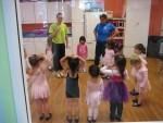 Little Gym'de ilk haftalar: Tap dance ogreniyoruz