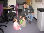 At Yahoo - Shani, Duru, and Cem