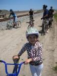 Duru'nun ilk toprak yol (bike trail) tecrübesi...