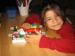 Lego'dan çocuk bahçesi...