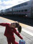 Mountain View Train Station