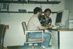 With Ferat, in Machine Intelligence Lab, Bradley Department of EE, Virginia Tech, Blacksburg, VA, 1996