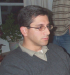 Playing Uno at Kayaalps' Pittsburgh, PA Fall 2000