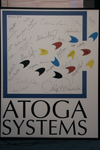 Atoga Sign June 2003
